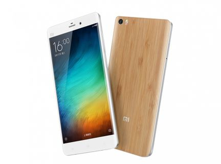 Xiaomi Mi Note Natural Bamboo Edition (1)