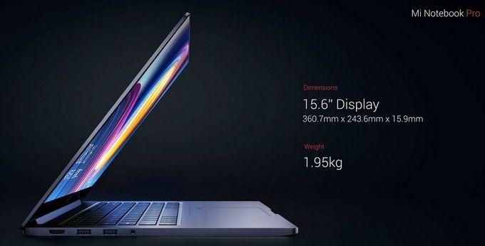 Xiaomi Mi Notebook Pro 04