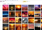 yahoo-image-search-sunset