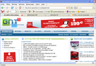 Yahoo! Toolbar pour Firefox