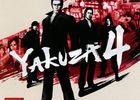 Yakuza 4 - jaquette française