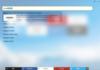 Navigateur : Yandex ose la révolution de l'interface utilisateur