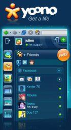 Yoono Desktop Portable : simplifier l'usage de ses réseaux sociaux