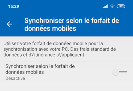 your-phone-microsoft-synchronisation-donnees-mobiles