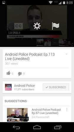 YouTube-Android-5.7-1