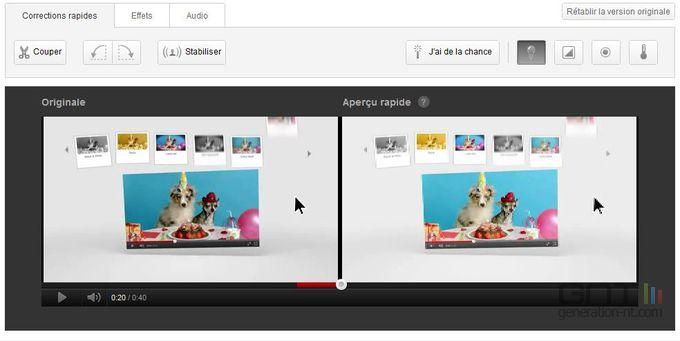 YouTube-editer-video