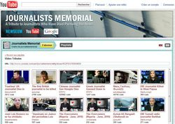 YouTube-Journalists-Memorial