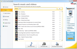 YouTube Song Downloader screen2