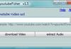 YoutubeFisher : enregistrer en haute définition les vidéos de YouTube