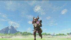 Zelda breath of the wild DLC1_07