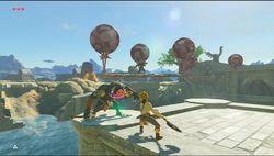 Zelda breath of the wild DLC1_09
