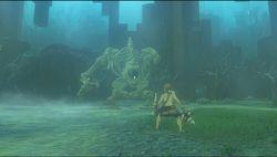 Zelda breath of the wild DLC1