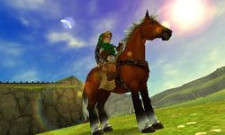 Zelda Ocarina of Time 3D - 1
