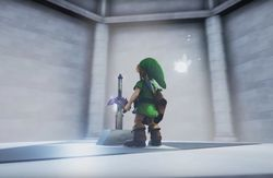 Zelda Ocarina of Time - Temple du Temps Unreal Engine 4