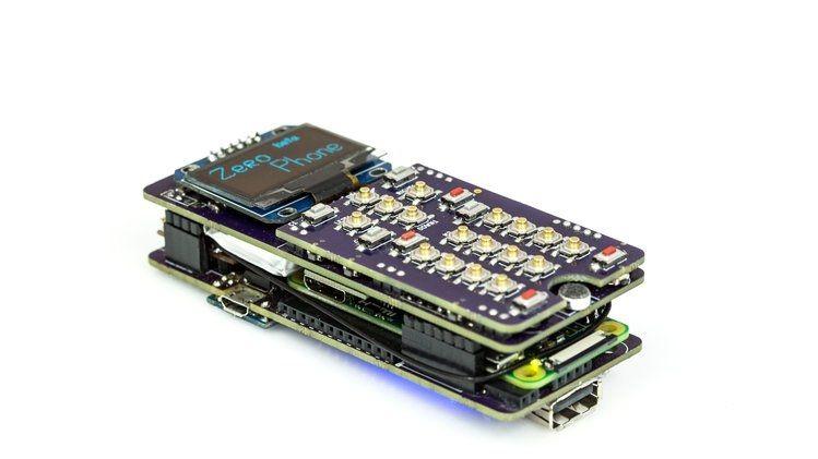 Zerophone : un téléphone Linux sous Raspberry à monter soi même