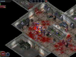 Zombies Shooter screen 1