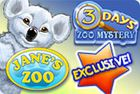 Zoo Super Pack Jane's Zoo et Three Days Zoo Mystery : un pack de deux jeux exceptionnels