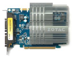 ZOTAC GeForce 9500 GT fanless