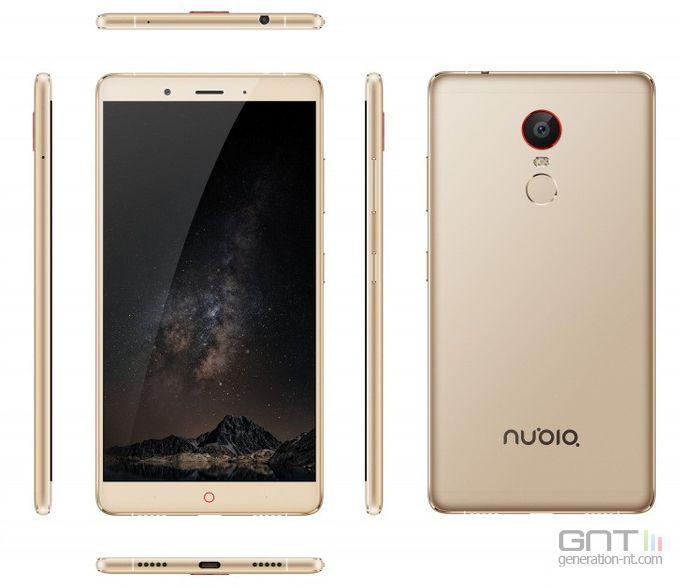 ZTE Nubia Z11 Max